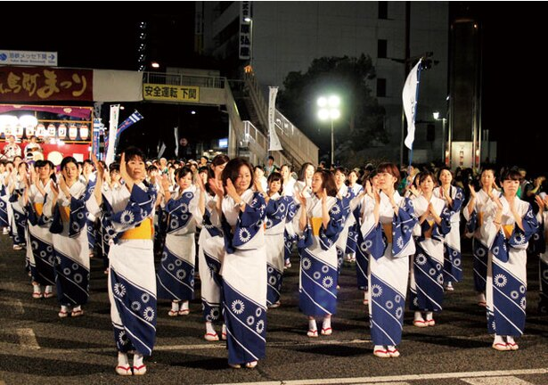 第42回 馬関まつり / 一番の目玉!「平家踊総踊り大会」