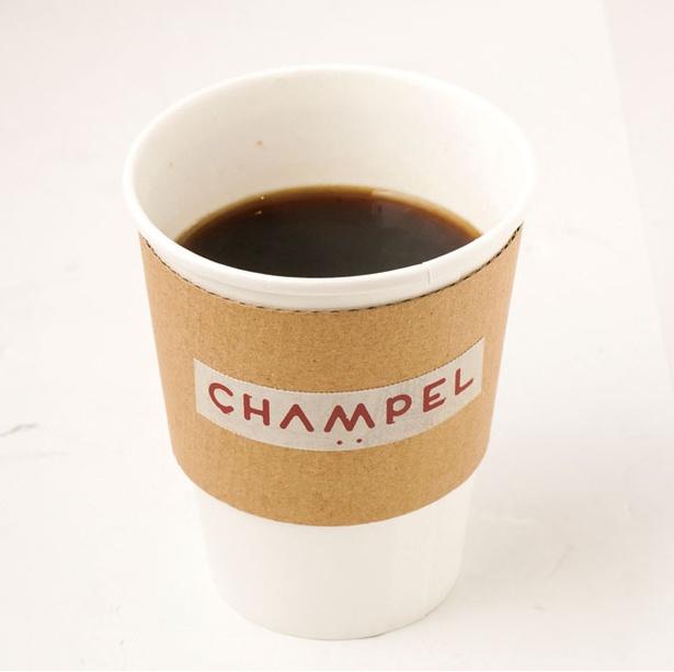 Champel / 「コーヒー」(378円)