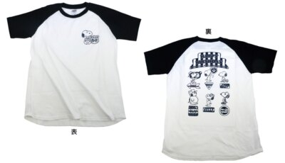 PARTY AT THE DINER!「Tシャツ(S/M/L)」(税抜2500円)