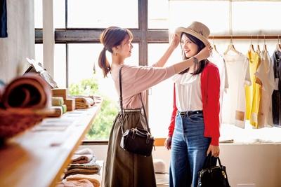 コース01(原鶴&うきは)【買】うきは生まれの品や、日本各地の品をセレクトしている雑貨店「生活購買店reed」