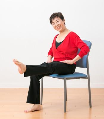 【写真】「きくち体操」を生んだ菊池和子氏