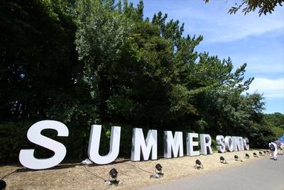 SUMMER SONIC 2018の様子