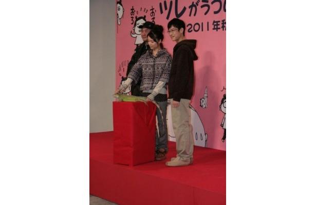 【写真】堺は「助演男優賞取れますよ」とイグを称賛!