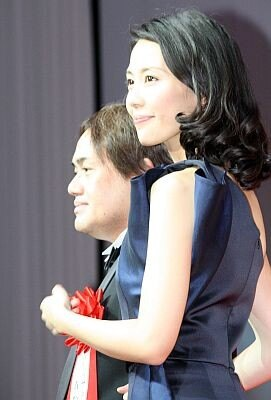 昨年、少年隊の東山紀之さんと結婚した木村佳乃さん
