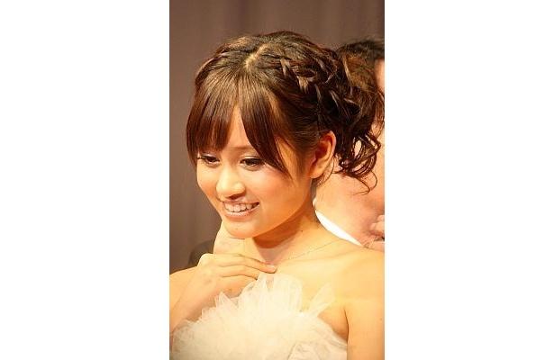 AKB48でも大人気の前田敦子さん