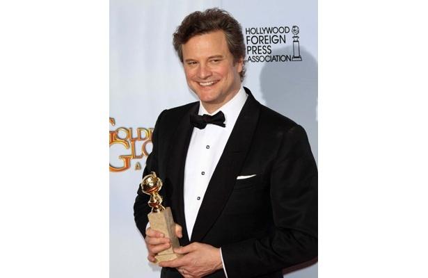 【写真】アカデミー賞で最多12部門にノミネートされた『英国王のスピーチ』主演のコリン・ファース