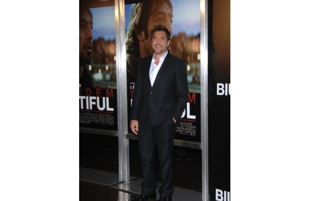 『Biutiful ビューティフル』で主演男優賞にノミネートされたハビエル・バルデム