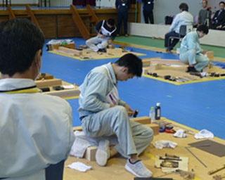 イオンモール伊丹で高校生ものづくりコンテスト開催