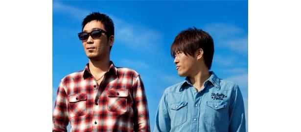 映画「岳 -ガク-」の主題歌を歌うこととなったコブクロがコメントを寄せた