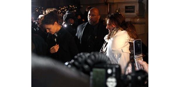 大抜擢されたジャクリーン・ケネディ元米大統領夫人に扮した米テレビ番組の放送中止が決定したばかり