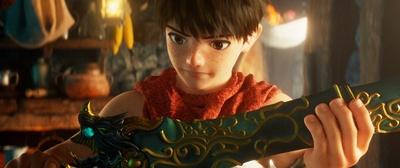 『ドラゴンクエストV 天空の花嫁』が原案の映画『ドラゴンクエスト ユア・ストーリー』