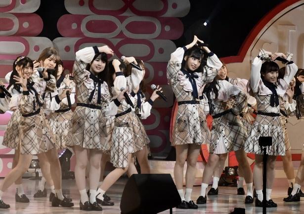 【画像を見る】 チーム8 大阪にて「エイトの日」開催!