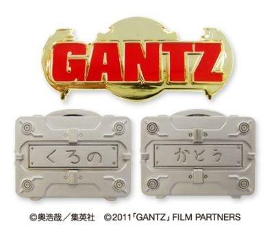 「GANTZ」ピンズセット