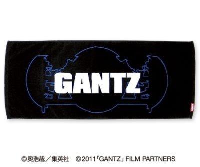 「GANTZ」フェイスタオル