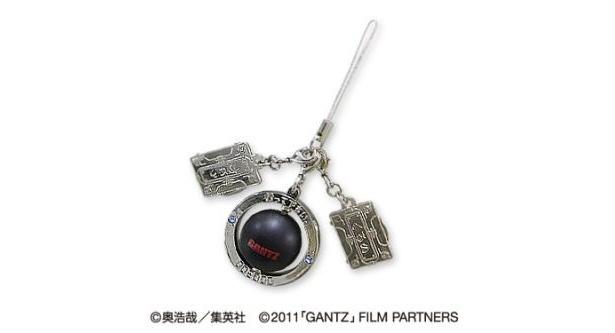 「GANTZ」携帯ストラップ