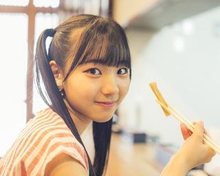 【#SKE48の彼女とラーメンなう vol.21】チームEの末永桜花ちゃんと中華そばを食べたら…♥