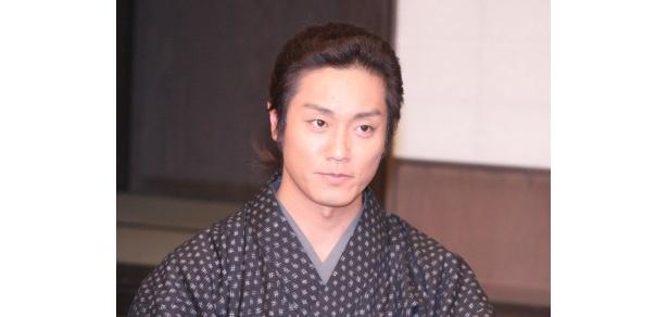 【写真】新選組副長・土方歳三を演じる時代劇初主演の永井大のほか、会見での各キャストのカットはこちら!
