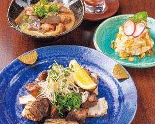厳選した食材と兵庫県産の野菜や海鮮を使った炭焼き居酒屋が神戸三宮にオープン!「炭小家 けいびん」