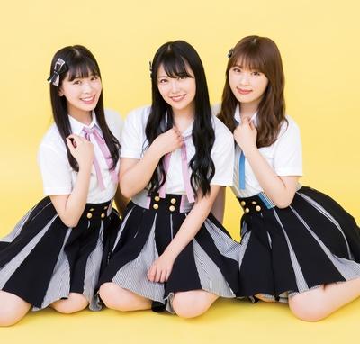 NMB48の白間美瑠、渋谷凪咲、安田桃寧にインタビュー