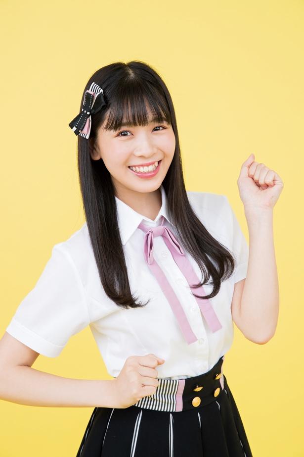ニューシングル「母校へ帰れ!」は、聴くたびに心に染みると語る安田桃寧