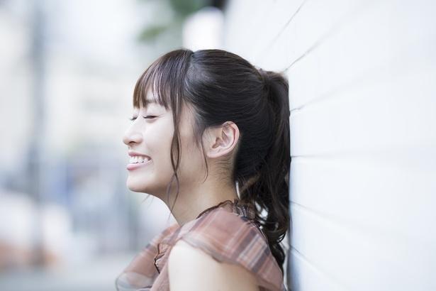 「好きな食べ物は焼肉ですね。とくにタンが好きです。ビビンバもよく食べますね」内木志さん(NMB48)