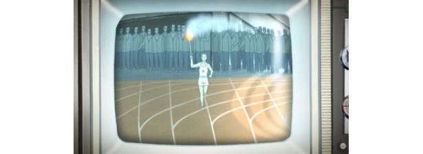 カラーテレビで東京オリンピックを見るのが当時の人々の憧れだった