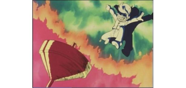 """『巨人の星』の星飛雄馬など、スポ根アニメの主人公も驚きの必殺技""""炎のコマ"""""""