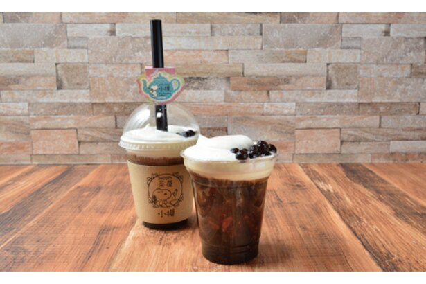 「アイスチーズコーヒー」(税抜400円)