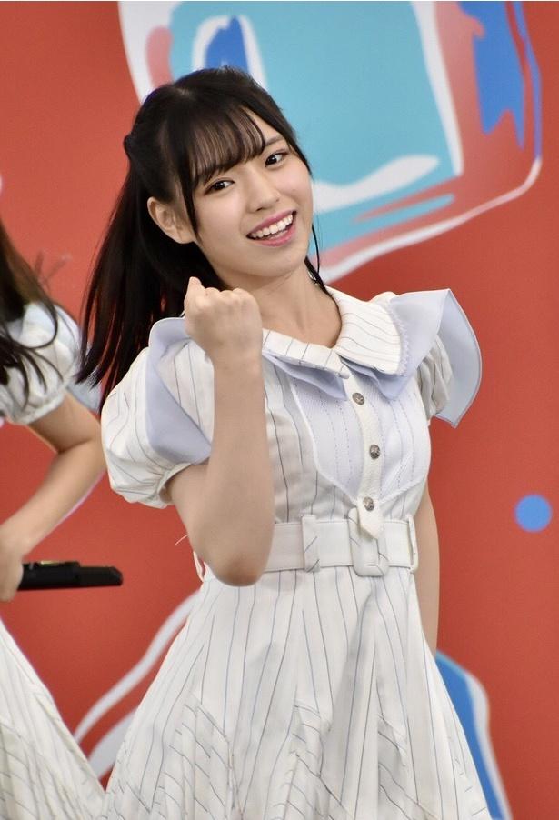 岩田陽菜さん(STU48)