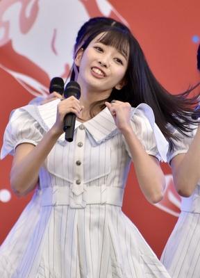石田みなみさん(STU48)