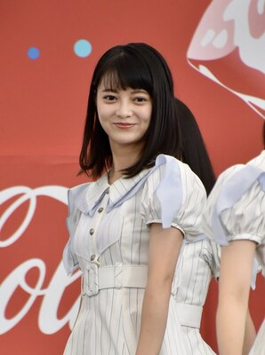 田中皓子さん(STU48)