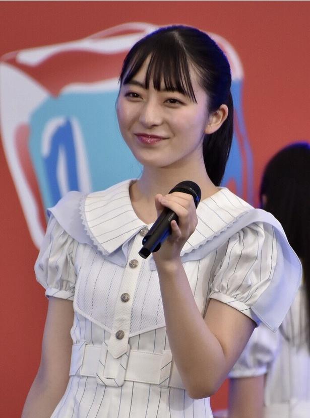 今村美月さん(STU48)