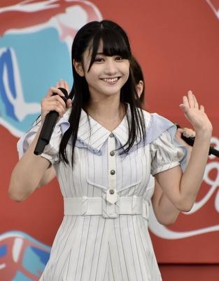 大谷満理奈さん(STU48)