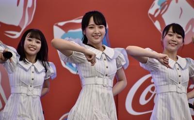 STU48が第1部と第2部の2回に分けて、最新シングル『大好きな人』(7月31日発売)ほか、全20曲を披露した