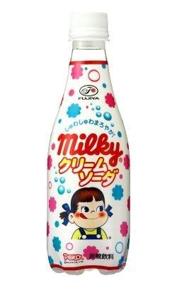 2/14発売「ミルキークリームソーダ」(147円)