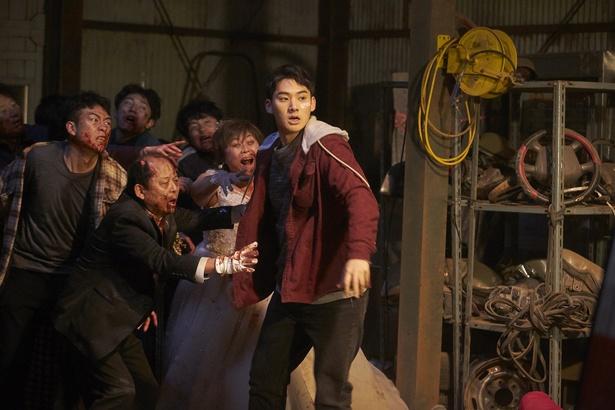 ゾンビムービーが熱い韓国から上陸した『感染家族』がいよいよ公開!