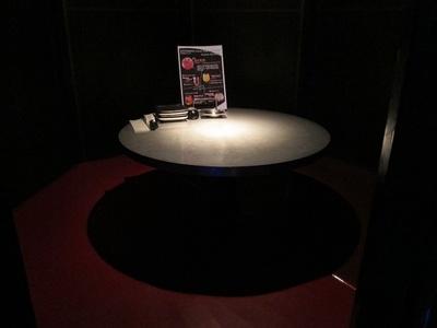 ワイワイ盛り上がれる円卓個室
