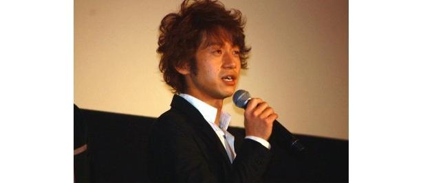深川栄洋監督は撮影で6kgもやせたという