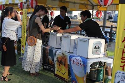 まだまだ残暑厳しい9月、ビールで暑さを吹き飛ばそう