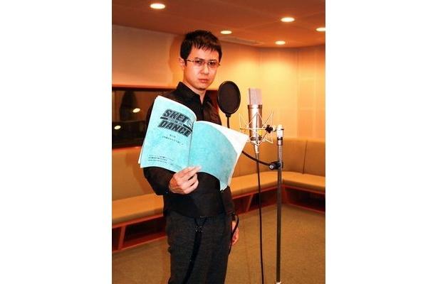 """スイッチ役の杉田智和は「監督がこちらを信頼してか、""""何かありますか?""""と逆にどんどんアドリブを要求してきましたね」と収録こぼれ話を披露"""