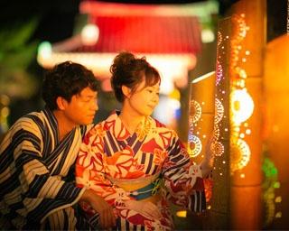 沖縄の夜をたっぷり楽しむ!沖縄県読谷村で「琉球夜祭2019」開催中