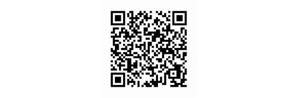 「らき☆すた」サイトへのQRコード。DXプリーヤーは携帯版のみ対応