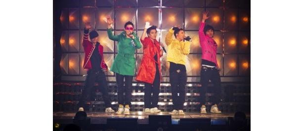 【写真】BIGBANGが2010年に行った伝説のライブ「2010 BIGBANG LIVE CONCERT BIGSHOW」を3D映像化し、緊急公開