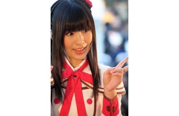 新しく加入したメンバー、岩佐美咲さん