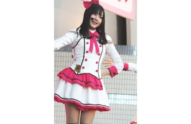 新しく加入したメンバー、小森美果さん