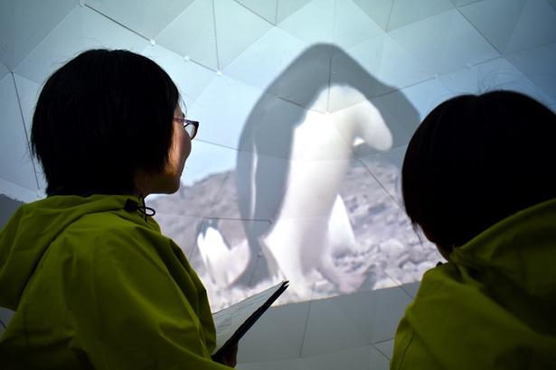 2.「キッザニア東京」にはないドーム型の360度VRシアターへ/キッザニア甲子園