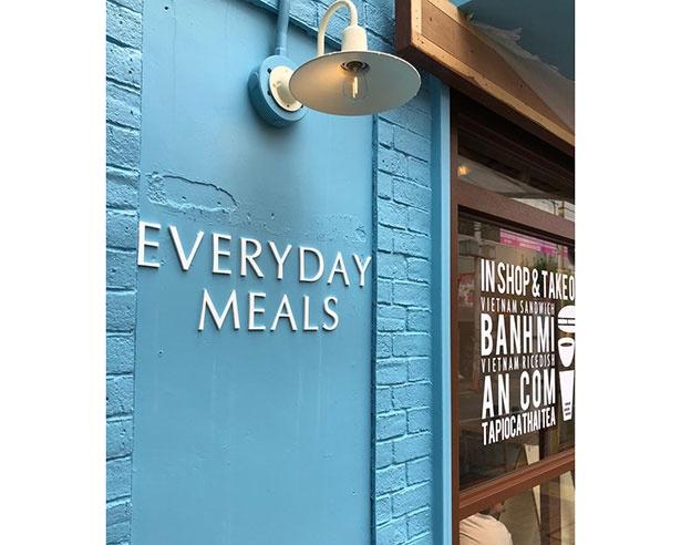Everyday Meals 店舗外観