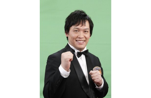 【写真】「人生のしかかってます」と気合い十分の山田與志のネタの模様などはこちら!