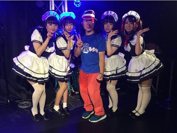 【写真を見る】札幌のイベントで共演したアイドルのみなさん