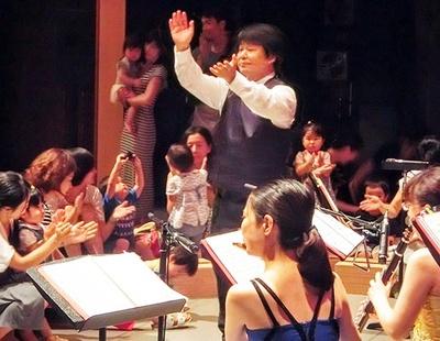 クラシックの世界に親しむイベント